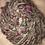 Thumbnail: Enormous BFL Sari Silk Bulky Coiled Handspun Yarn