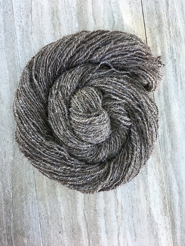 2-Ply Fingering Weight Shetland Yarn