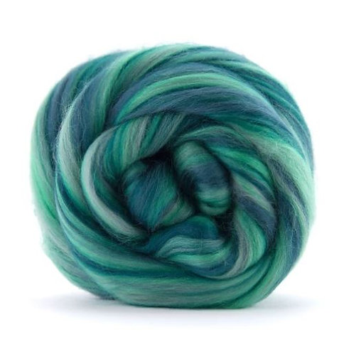 "Merino Wool Blended Combed Top 4 Ounces ""Harmony"" Roving"