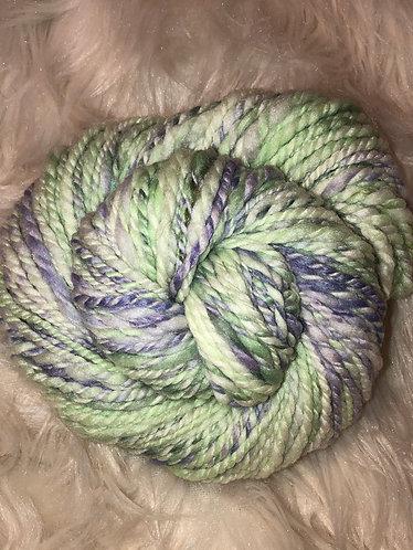Merino/Silk 2-Ply Bulky Handspun Yarn