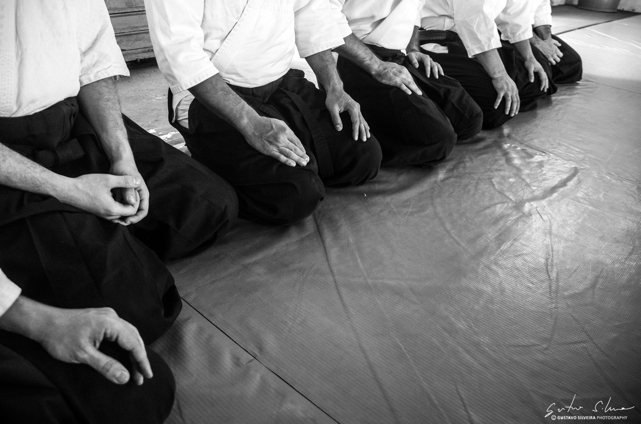 O Espírito Japonês e o Aikido