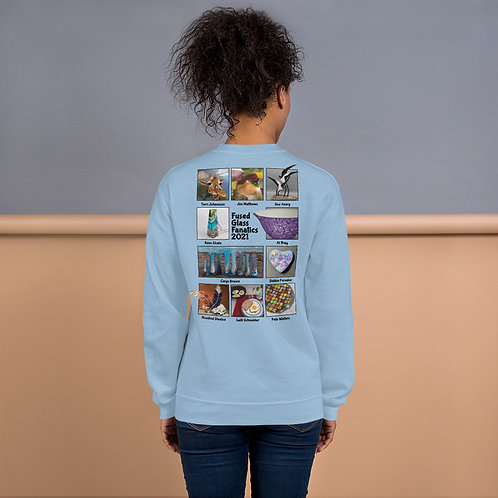 FGF 2021 Commemorative Design Unisex Sweatshirt (Back of Shirt)