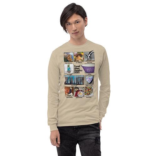 FGF 2021 Commemorative Design Long Sleeve Shirt (Design on Front)