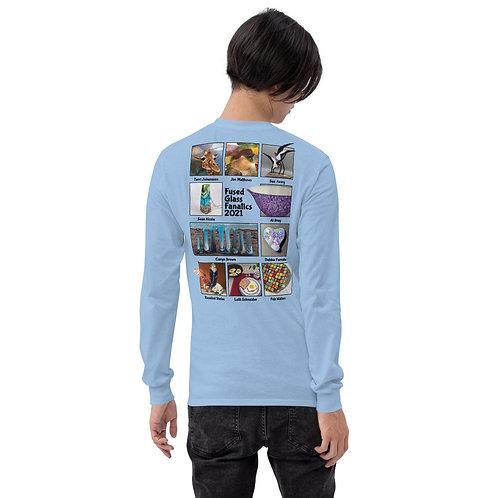 FGF 2021 Commemorative Design Long Sleeve Shirt (Design on Back)