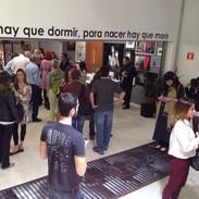 abertura da Exposição IMPERMANÊNCIA