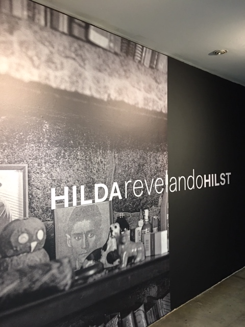 HILDA REVELANDO HILST