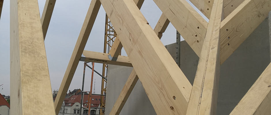 Construction Site in Leipzig