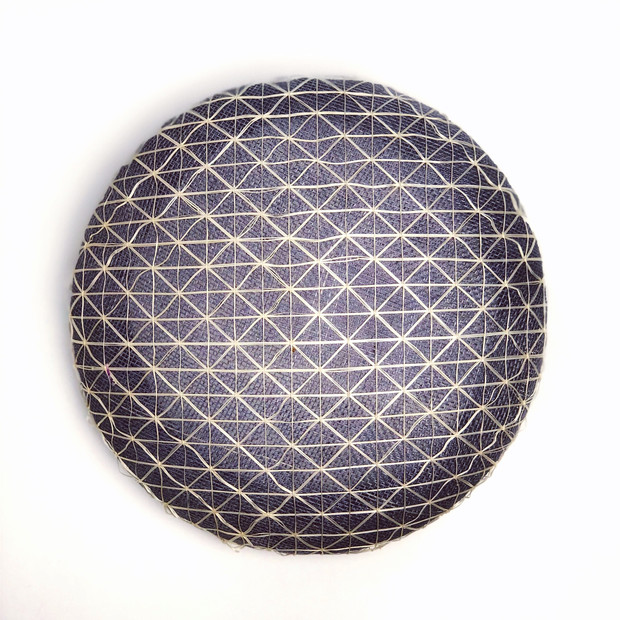 Geometric button