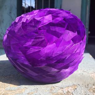 Purple Pillbox