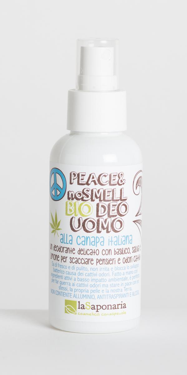 Biodeo uomo Peace & No Smell