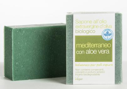Sapone Mediterraneo con Aloe