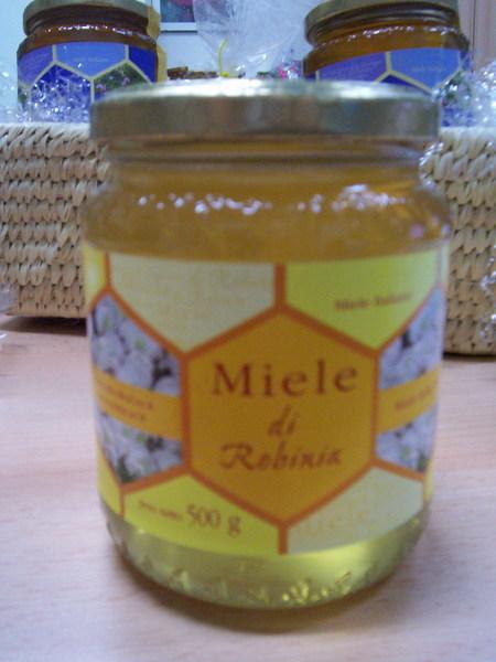 Miele di Acacia e Rubinia