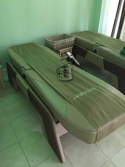 Syogra lettino massaggi