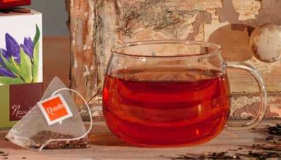 Tè ed infusi con filtro