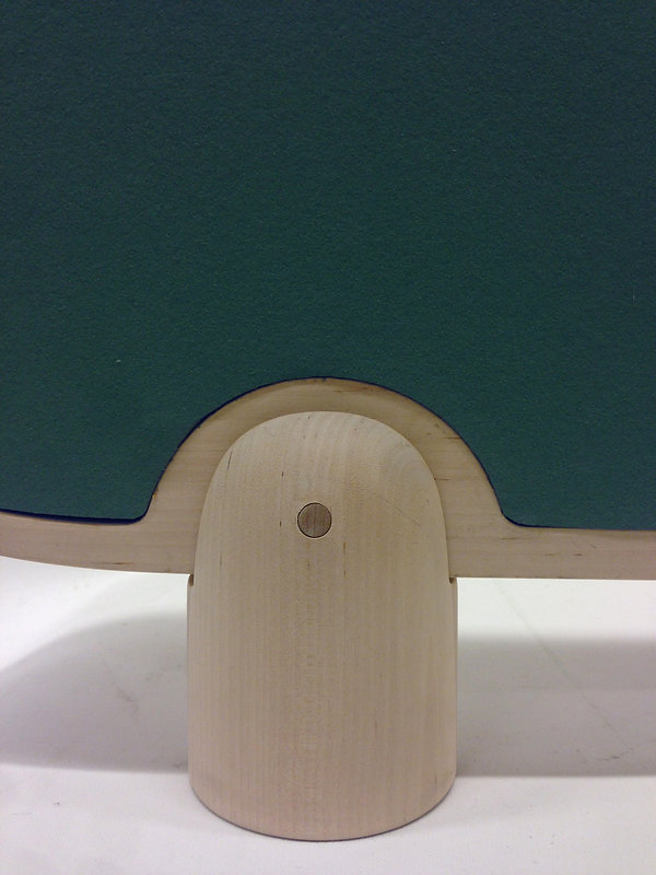 Bulletin pinboard