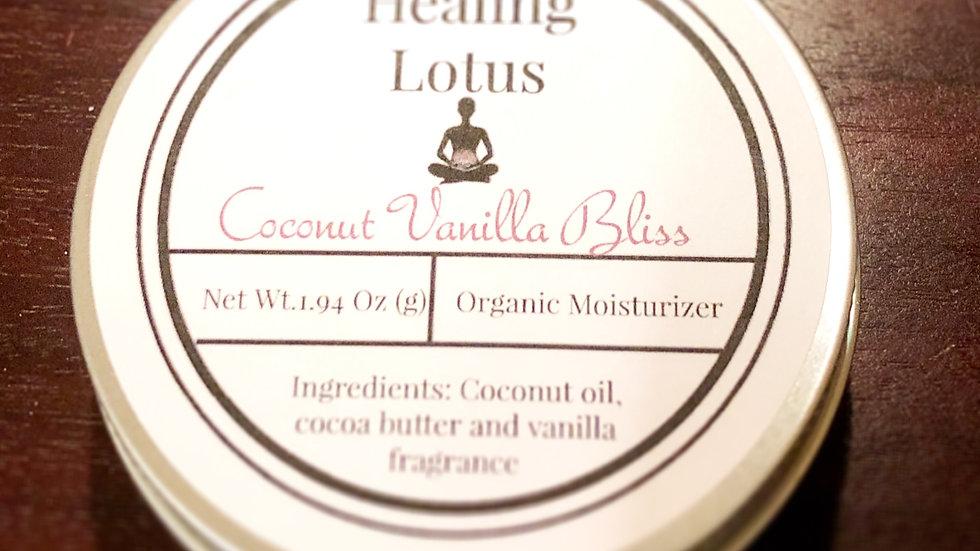 Coconut Vanilla Bliss