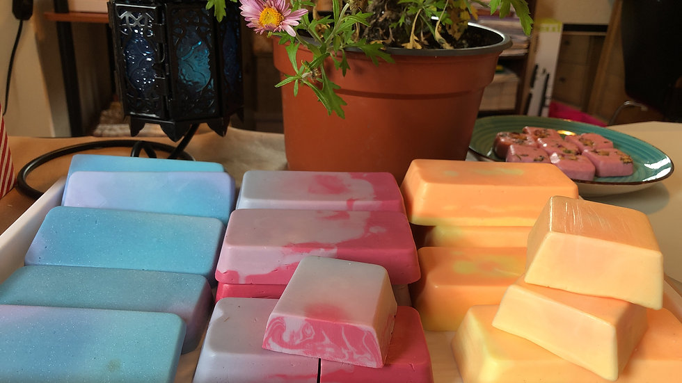 Special Editions Melt and Pour Soap