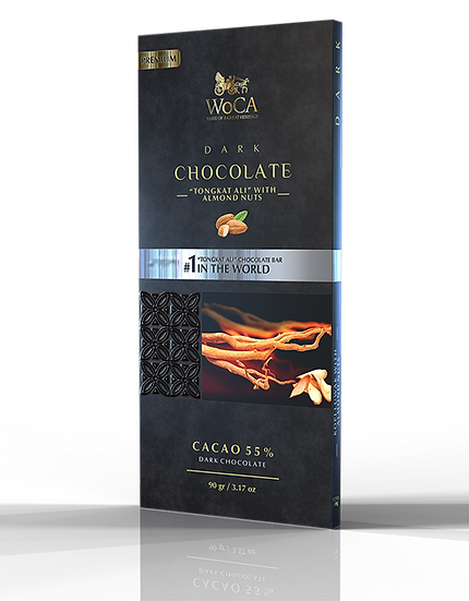 Dark Chocolate with Tongkat Ali