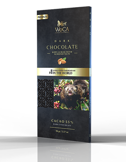 Dark Chocolate with Kopi Luwak