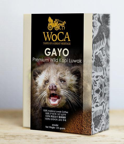 WoCA - Premium Kopi Luwak Gayo