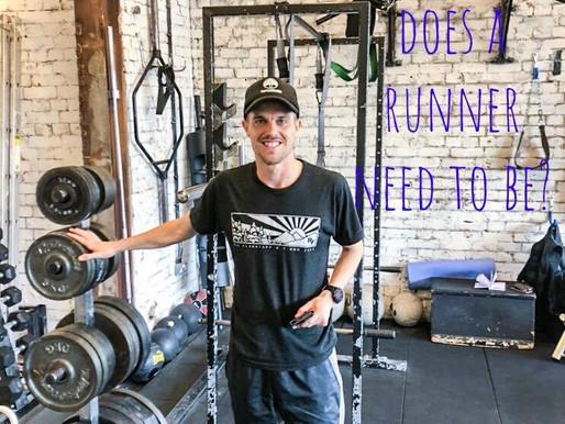 Blog 37- Restoring Load Capacity in the Injured Runner. By Dane Verwey