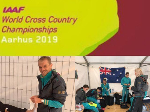 Blog 53: My experience as the Australian Physiotherapist for the World Cross Country Championships i