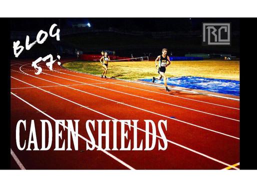Blog 57- 2019 NZ 10,000m champ: Caden Shields!