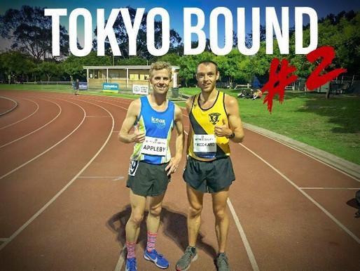 Blog 42-Tokyo Bound- Entry 2- By Craig Appleby.