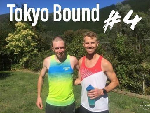 Blog 44-Tokyo Bound- Entry 4- By Craig Appleby.