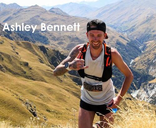 Episode 16 of the Run Culture Podcast: Ashley Raymond Bennett. Interview by Dane Verwey.