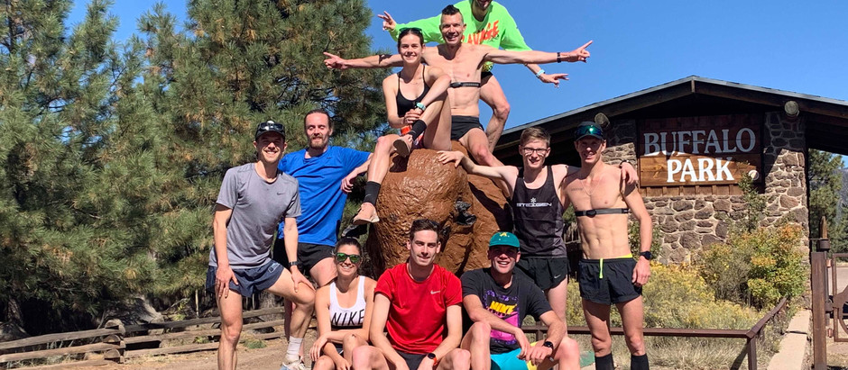 Blog 65: Life as a travelling physiotherapist at an Altitude Training Camp.  By Dane Verwey