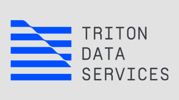 Triton Data Services Logo