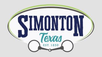 Simonton City Logo