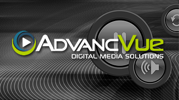 AdvancVUE Logo