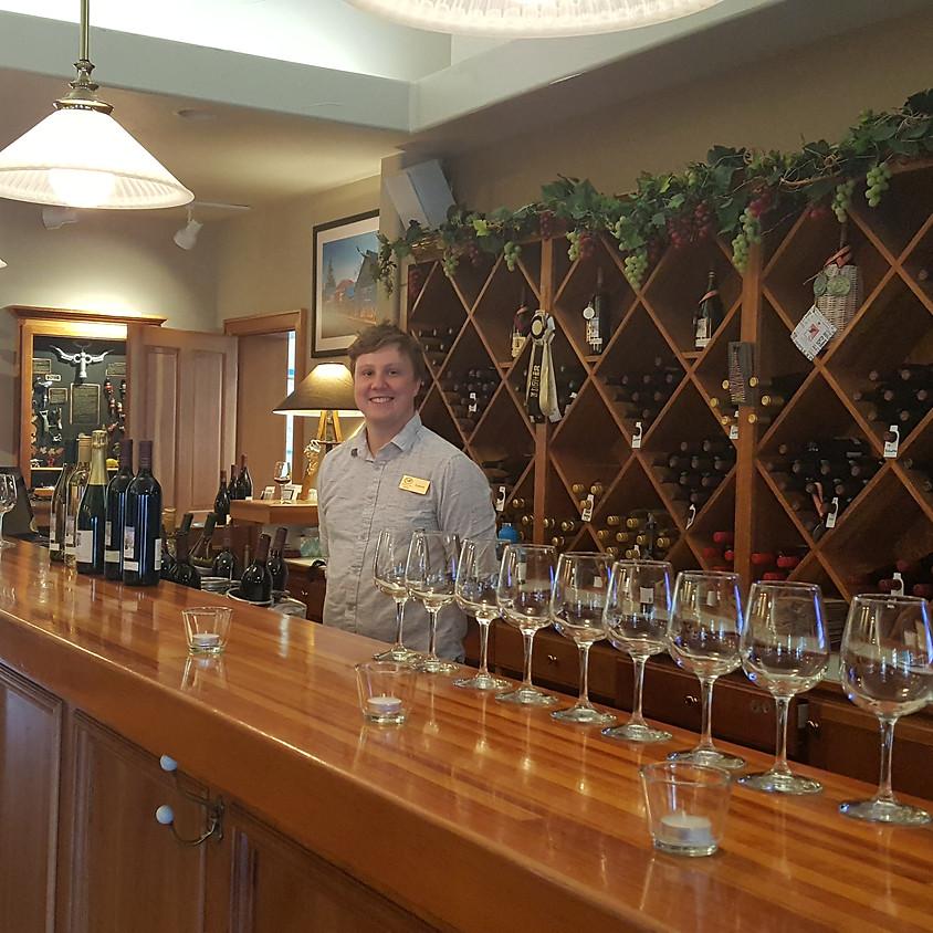 Sierra Vintners Fall Wine Trail