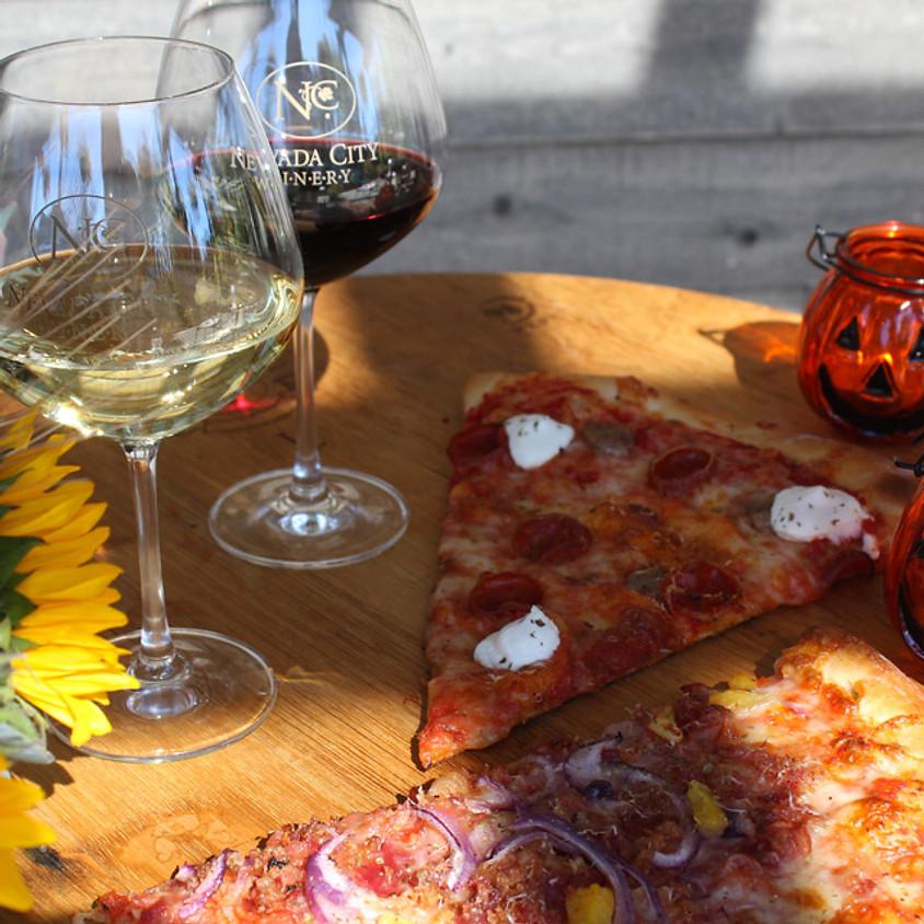 Thursday Nights - Pizza & Wine Pairing Dinner