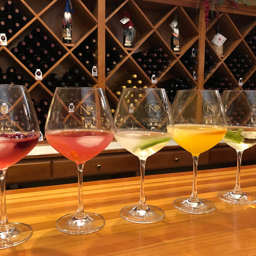 Introducing Specialty Wine Cocktails!