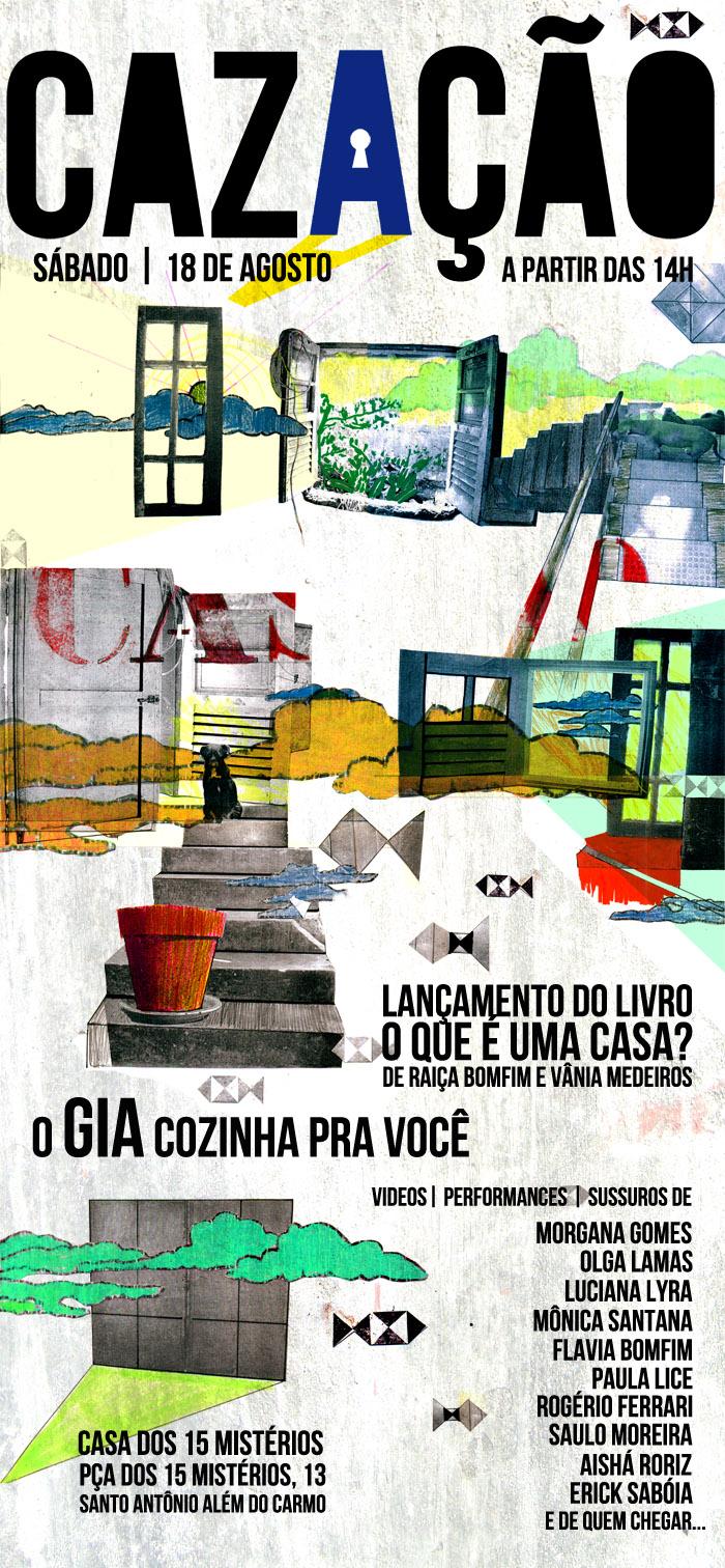 2012_EM GOLE vídeo_Cartaz CASAÇÃO