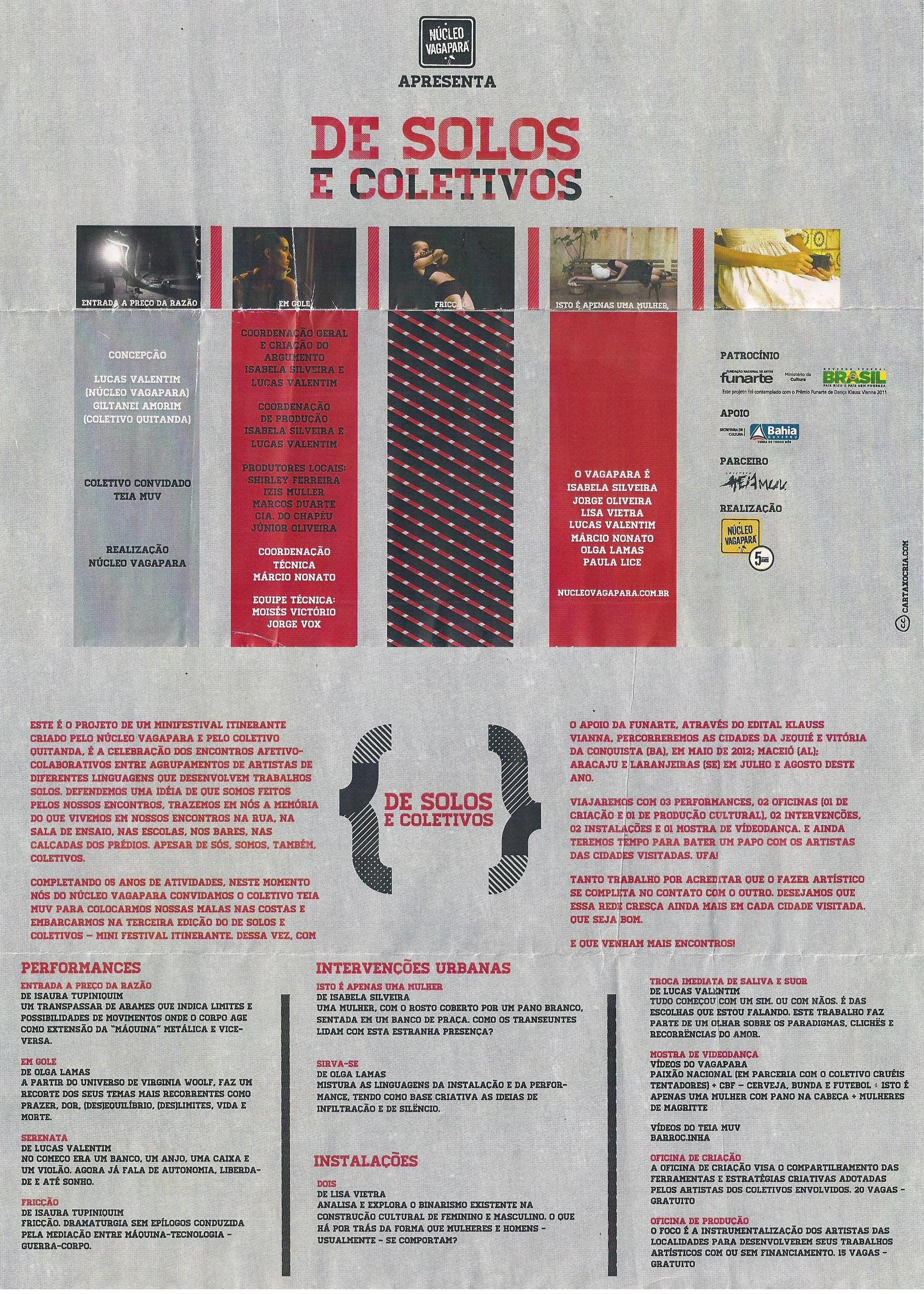 2012_Sirva-se e EM GOLE_Programa Festival De Solos e Coletivos Etapa 2