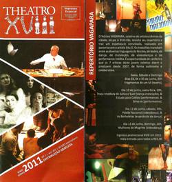 2011_Repertório_VAGAPARA_Programa_do_Theatro_XVIII