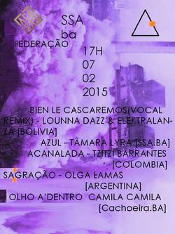 2015_Sagração_Mostra de vídeos ACASAS
