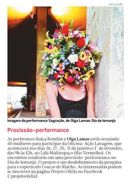 2017_Loucas do Riacho_LAVAGEM_Correio da Bahia