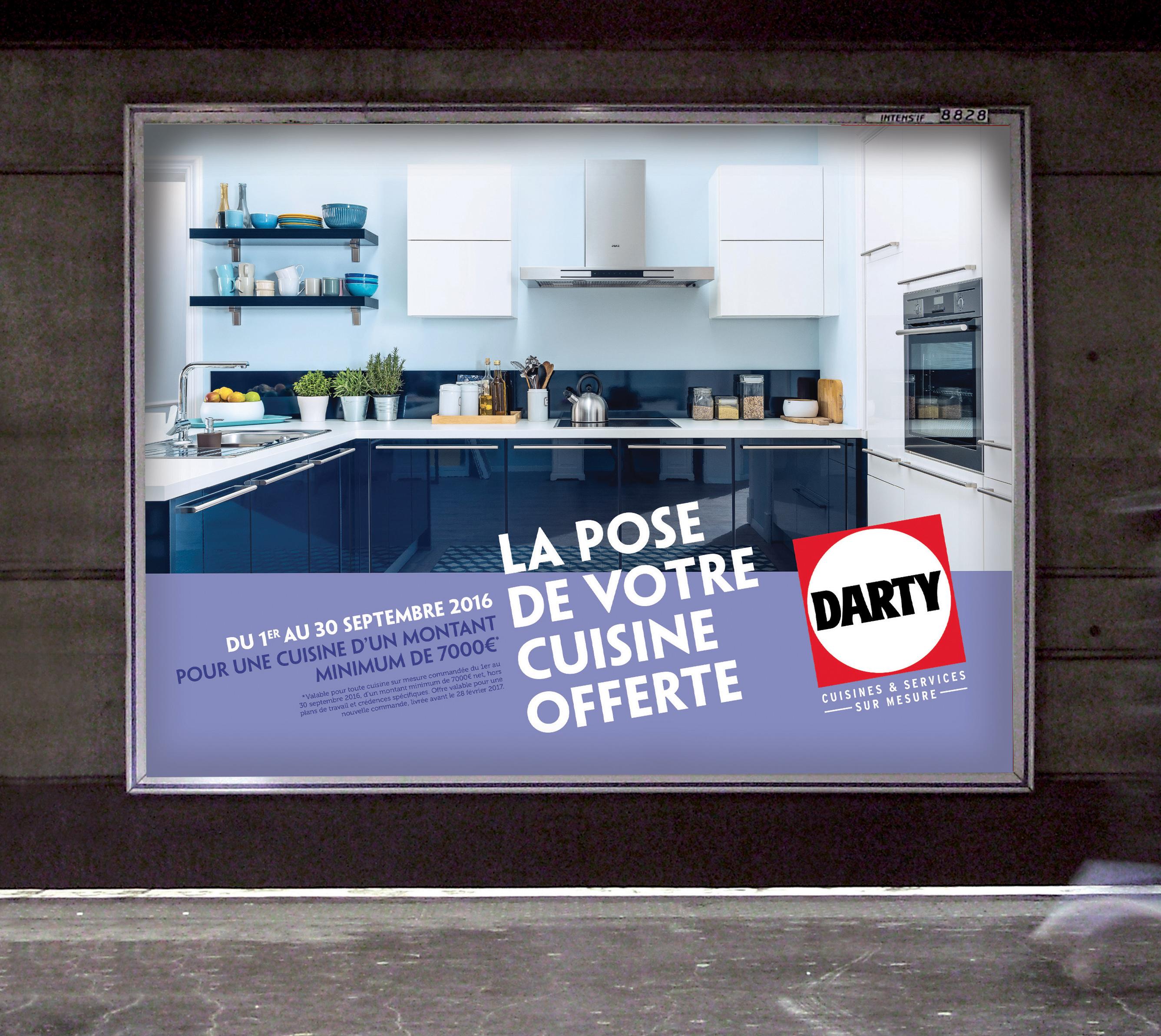Darty Cuisine Sur Mesure projet14 | matos