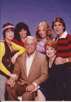 Deena Brandes with fellow actors
