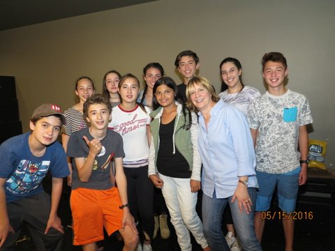 Teen acting school LA