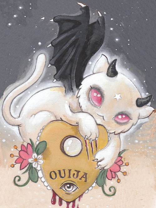 Ouija Cat 1