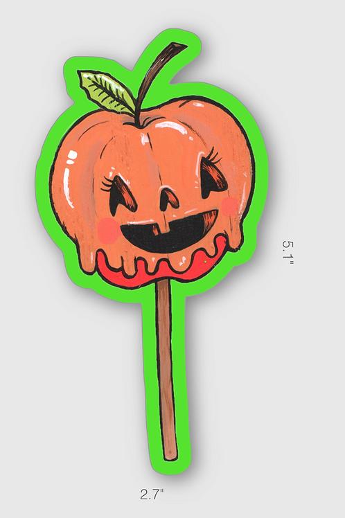 Caramel App-o-Lantern
