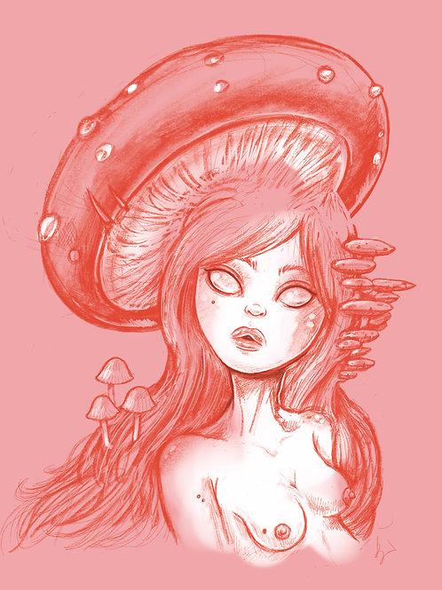 Mushie Girl