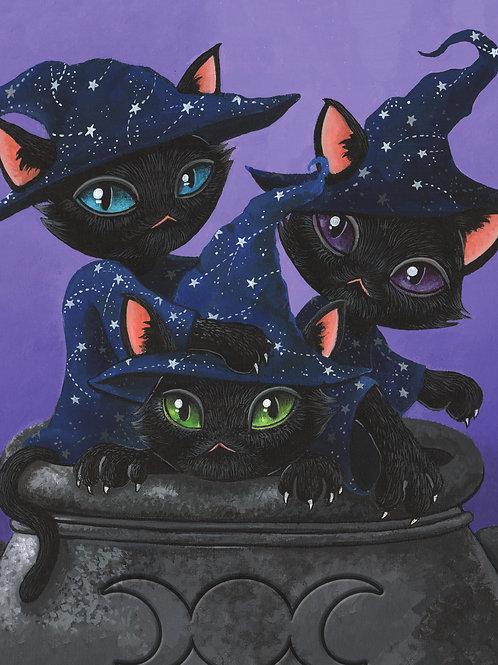 Cauldron Cats