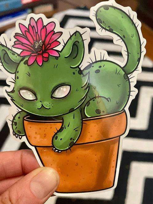 Cactus -  vinyl sticker